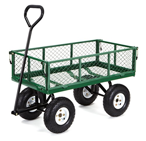 top 5 best garden carts and wagons for sale 2016 product boomsbeat. Black Bedroom Furniture Sets. Home Design Ideas