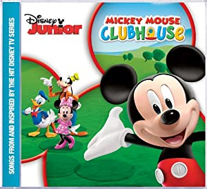 Disney: Mickey Mouse Clubhouse from Walt Disney Records