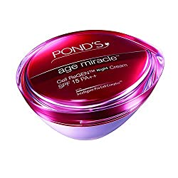Ponds Age Miracle Deep Action Night Cream, 50g