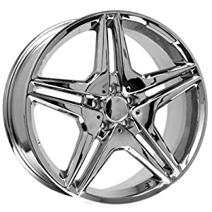 20 inch chrome mercedes benz wheels rims for Chrome rims for mercedes benz