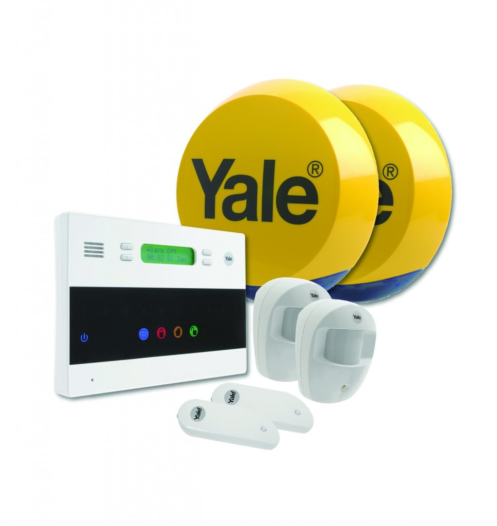 Yale Easy Fit Kit 2 telecommunicating Alarm bestellen