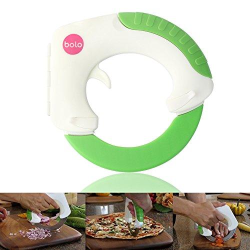 Couteau circulaire couper les l gumes la viande la - Appareil pour couper les legumes en cube ...