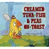 Creamed Tuna Fish and Peas on Toast