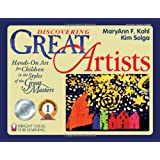 Discovering Great Artists: Hands-On Art for Children in the Styles of the Great Masters (Bright Ideas for Learning) ~ Kim Solga