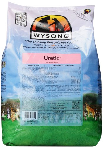 Wysong Uretic Feline Dry Diet, 5-Pound