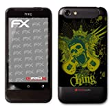 atFoliX Designfolie &#34;The Grim Guitar&#34; fr HTC One Vvon &#34;Designfolien@FoliX&#34;