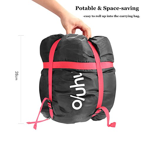 Ohuhu-Double-Sleeping-Bag-with-2-Pillows-and-a-Carrying-Bag-for-Camping-Backpacking-Hiking