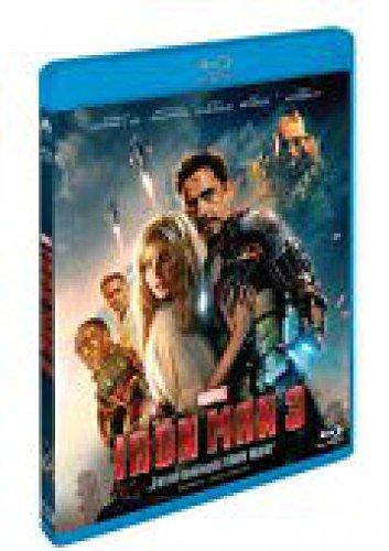 Iron Man 3. BD (Iron Man 3) (Best Super Villains)