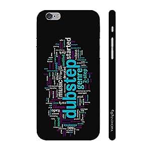 Enthopia Designer Hardshell Case DUBSTEP GENRE Back Cover for Apple Iphone 6, 6s