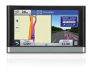 "Garmin nuvi 2598LMT-D 5"" Sat Nav with UK and Full Europe Maps, Free Lifetime Map Updates, Free Lifetime Digital Traffic Alerts and Bluetooth"