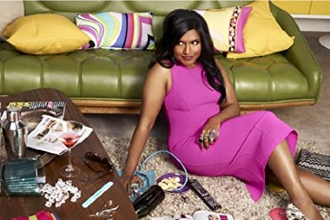Mindy Project The Mini Poster