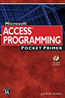 Microsoft Access Programming Pocket Primer Front Cover