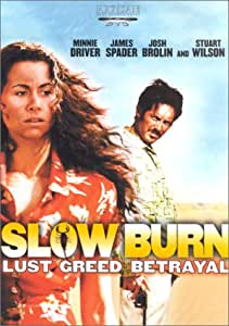 Slow Burn (Full Screen) [Import]