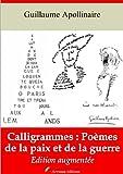 Image of Calligrammes : poèmes de la paix et de la guerre (Nouvelle édition augmentée) (French Edition)