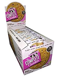 Lenny & Larry\'s The Complete Cookie, Birthday Cake, 4-Ounce Cookies (Pack of 12)