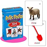 "Artic Photos ""SH"" Fun Deck Cards - Super Duper Educational Learning Toy For Kids"