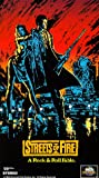 Streets Of Fire VHS Tape