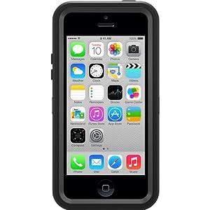 Amazon.com: OtterBox Defender Series iPhone 5c Case ...