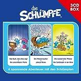 Die Schlümpfe-3-CD Hörspielbox Vol.1