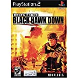 Delta Force Black Hawk Down - PlayStation 2