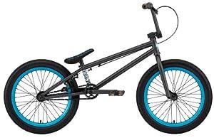 Eastern Bikes Growler Bike (Matte Gunmetal Grey/Phosphate, 20-Inch BMX)