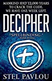 Decipher (0312996438) by Stel Pavlou