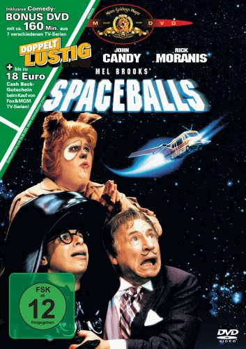Spaceballs (+ Bonus DVD TV-Serien)