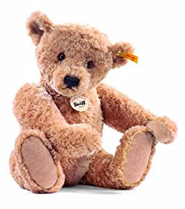 Steiff Elmar Teddy Bear Plush, Golden Brown, 40cm from Steiff