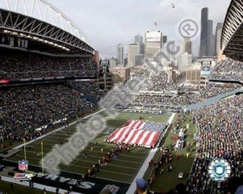 qwest-field-seahawks-2007-nfl-wild-card-game-artistica-di-stampa-2540-x-2032-cm