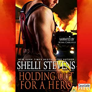 Holding Out for a Hero: Books 1, 2, and 3 | [Shelli Stevens]