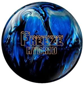 Click here to buy Columbia 300 Freeze Hybrid Bowling Ball by Columbia.