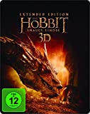 Der Hobbit: Smaugs Ein�de Extended Edition 2D/3D BD Steelbook (exklusiv bei Amazon.de) [3D Blu-ray]