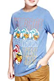 Angry Birds & Star Wars Force T-Shirt [T87-2538C-S]