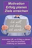 Motivation - Erfolg planen und Ziele erreichen (Ratgeber)