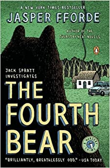 The Big Over Easy(Book 1) and The Fourth Bear(Book 2) - Jasper Fforde