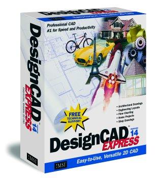 DesignCAD Express 14