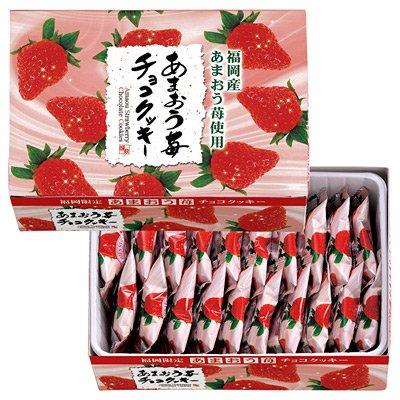 [福岡お土産]あまおう苺チョコクッキー(福岡土産・国内土産)