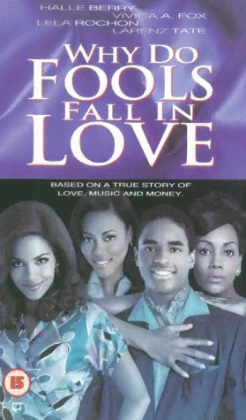 why-do-fools-fall-in-love-vhs-1998