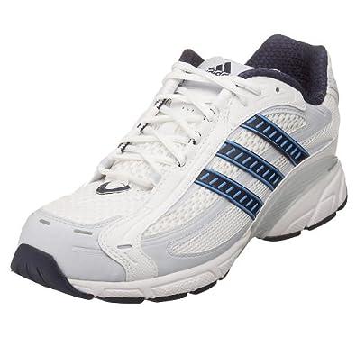 adidas Women's Supernova Walking Shoe, Run White/Blue, 6.5 M | Amazon