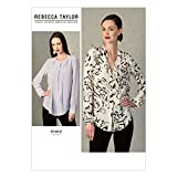 Vogue Patterns 1412 B5 Sizes 8 - 10 - 12 - 14 - 16 Misses Top