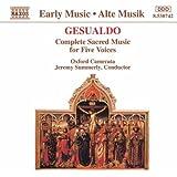 Geistliche Chormusik zu Fünf Stimme
