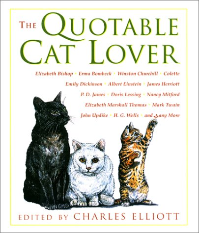 Image for The Quotable Cat Lover