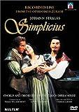 Johann Strauss - Simplicius / Welser-Most, Volle, Zysset, Zurich Opera House