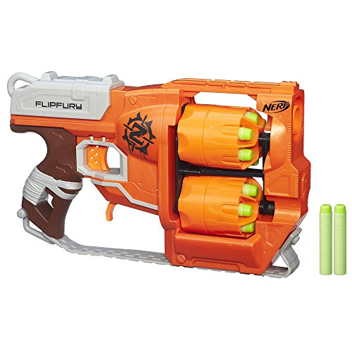 Nerf Zombie Games