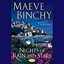 Nights of the Rain and Stars Audiobook by Maeve Binchy Narrated by Terry Donnelly