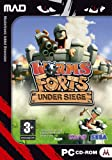 Worms Forts: Under Siege (PC CD)