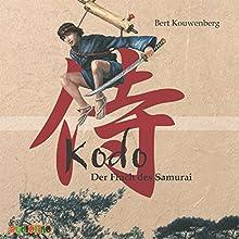 Kodo. Der Fluch des Samurai Hörbuch von Bert Kouwenberg Gesprochen von: Rolf Becker