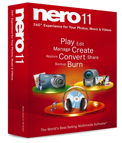 Nero 11 Multimedia Suite (PC)