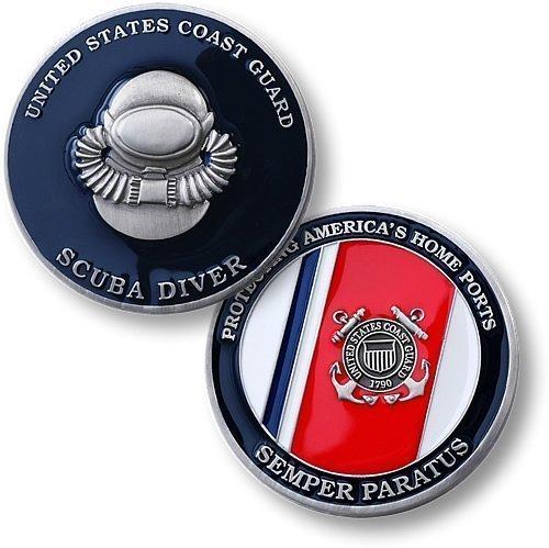 Coast Guard Scuba Diver