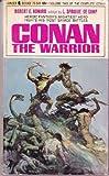 Conan the Warrior (A Lancer book, 73-549)